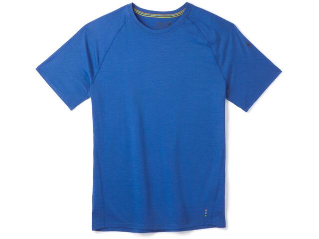Smartwool Merino 150 Baselayer Short Sleeve Men light alpine blue